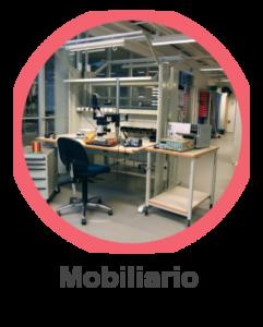 mobiliario industrial tch