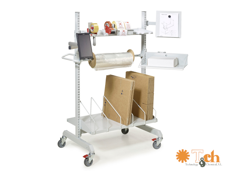 Carro multi trolley packing