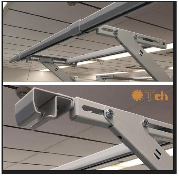 nuevo soporte iluminación treston