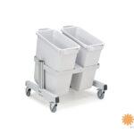 Mobiliario de almacén y empaquetado sostenible
