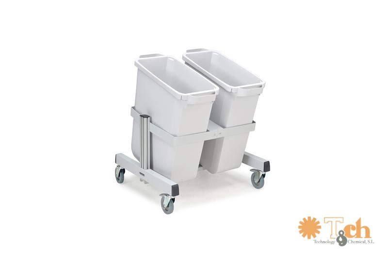 papeleras reciclaje packing