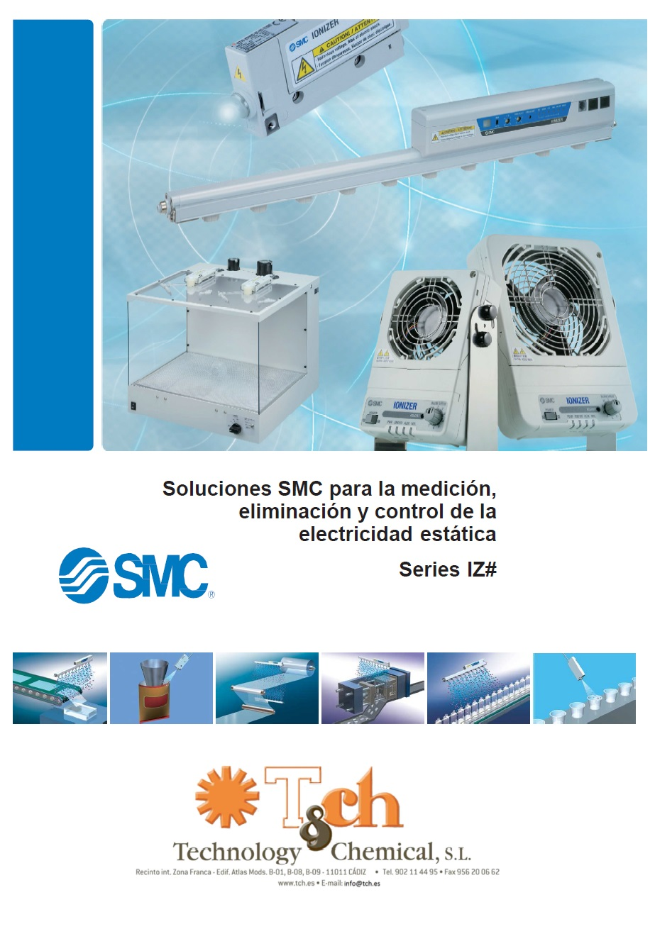 portada SMC serie IZ