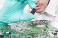 Limpieza PCBs microcare