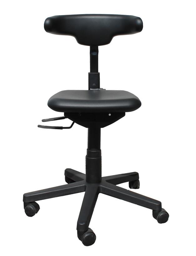 nueva silla wing u libertad de movimiento y ergonoma