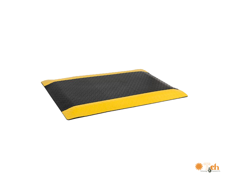 tapete antifatiga bordes amarillo imagen producto