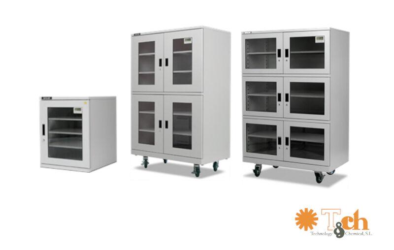 Cabinas antihumedad para componentes serie SDB