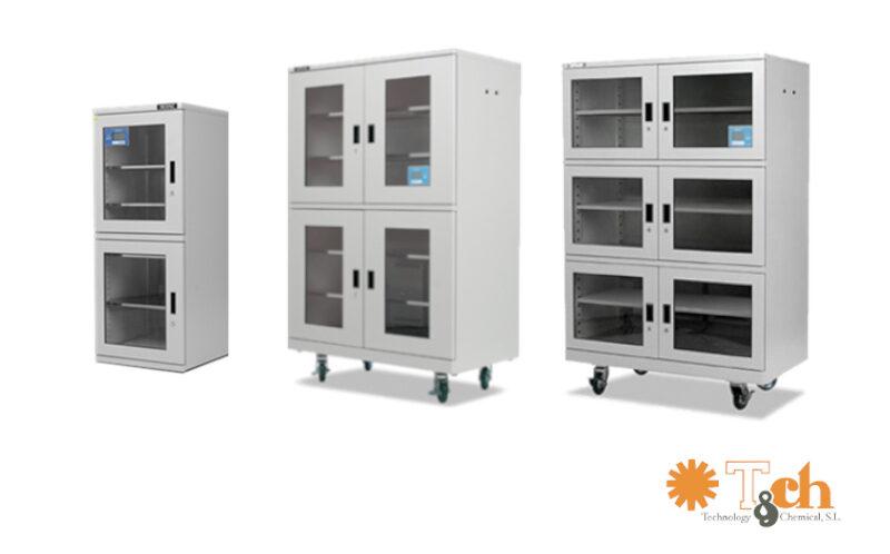 Cámaras de control de humedad SD+