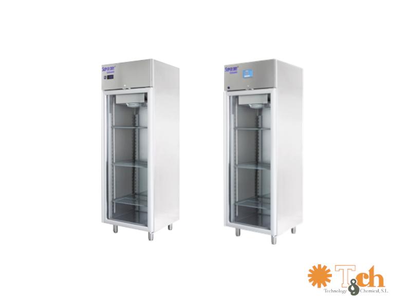 Cabinas de refrigeración serie XSDC