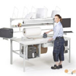 La ergonomía en las mesas de Packaging